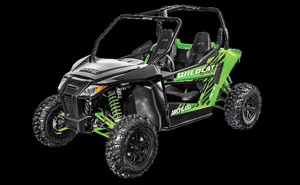 2016 WILDCAT SPORT XT IN THE SHOWROOM NOW